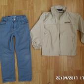 Woodler Sportwear ветрівка 104см + HM штани
