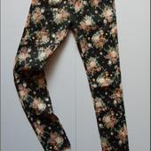 Летние стрейчевые брюки Германия р34