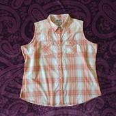 Фирменная рубашка безрукавка Wrangler