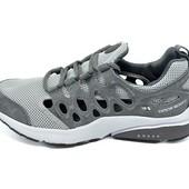 Мужские кроссовки Baas Sport Style 630 серые (реплика)