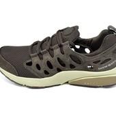 Мужские кроссовки Baas Sport Style 630 коричневые (реплика)