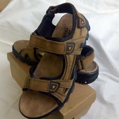 АкциЯ! Кожаные сандалии р.40
