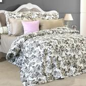 Комплект постельного белья, сатин Рандеву беж
