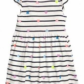 Платье для девочки H&M р.122-140 (арт.75026)