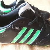 Кожаные бутсы  Adidas pro1оригинал р.36-22.5см