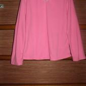 Реглан флисовый, девочке, 9-10 лет, рост до 140 см Primark