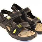 Cтильные мужские сандалии: