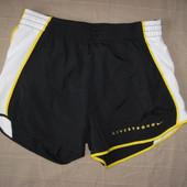Nike Livestrong Dri-Fit (XS) спортивные беговые шорты женские