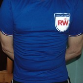 Стильная фирменная футболка  Crown .м .