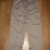 Женские непромокаемые штаны-дождевик размер М