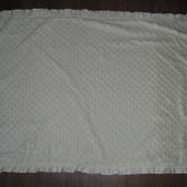 Велюровый плед Mothercare 70 х 100 см