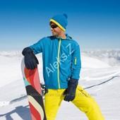 новая мужская термо куртка.Crivit/Германия.евро 56-58