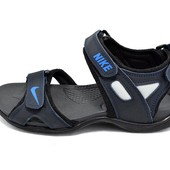 Сандали мужские Nike L2 синие