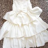 Нарядное платье Cinderella 4г  (шир. 28, дл. 70)