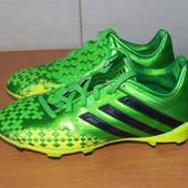 Футбольные бутсы Adidas Predator для мальчика, размер 1 (20,5 см)