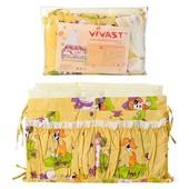 Детское постельное белье Vivast (М V-620-1-01-2)