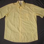 Angelo Litrico (XL/43-44) рубашка мужская натуральная