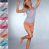 Комфортная и легкая женская пижама 721 от CoFashion (Польша)