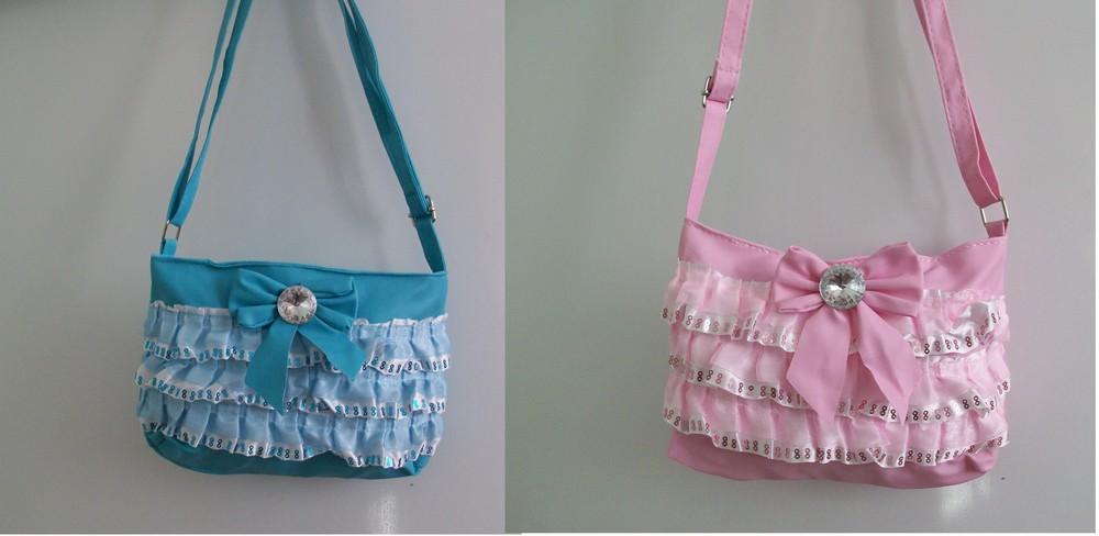 Очаровательные детские сумочки фото №5