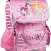 Красивенный школьный ортопедический рюкзак Kite Кайт для девочки 1-4к