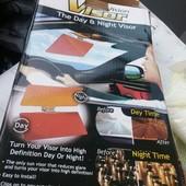 HD vision visor антибликовый козырек для автомобилей