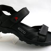 Сандалии ECCO кожаные