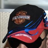 Стильная фирменная кепка бейсболка Harley Davidson.л-хл .