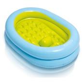 Надувная десткая ванночка для купания Intex 48421