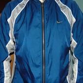 Оригинал спортивная ветровка курточка Nike Alpha л-хл .
