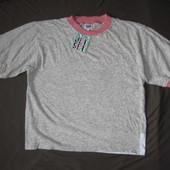 Новая Jet Set (XXL) футболка женская натуральная