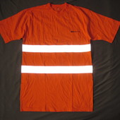 Husler AG (S/M) футболка рабочая спецовка натуральная