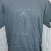 Качественная футболка  B&C(бельгия),  размер Л