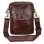 Мужская сумка рюкзак 100%натуральная кожа