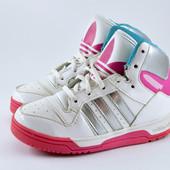 Хайтопы Adidas. Стелька Adifit 16 см