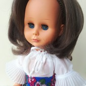 Кукла Сонеберг Sonneberg Гдр Германия