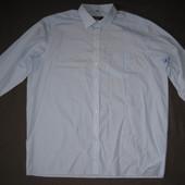 Eterna Excellent Black Line (4XL/49) рубашка мужская натуральная