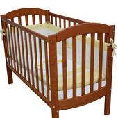 Верес кроватка Соня ЛД 10 (эконом)