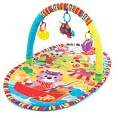 Развивающий коврик 'Игры в парке' Playgro 0184213 Австралия разноцвет 12115422