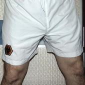Оригинал спортивние шорти ф.к Вулвергемптон   бренд  Le Coq Sportif л-хл .