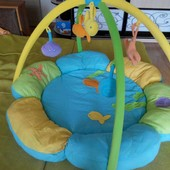 Развивающий игровой коврик Canpol Babies Подводное царство
