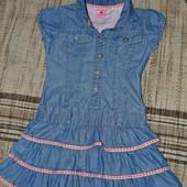 Платье р.116 -122 см