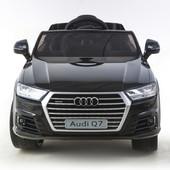 Детский электромобиль Audi Q7 Babyhit Китай черный 12122731