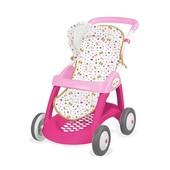 Smoby Прогулочная коляска для куклы пупса baby nurse 251023