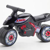 Мотоцикл Каталка черный X Racer Falk 403