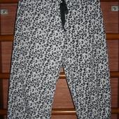 Штаны пижамные, размер М