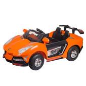 Детский двухместный электромобиль 'Storm' Babyhit Китай оранжевый 12123292
