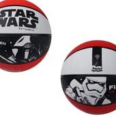 Мяч баскетбольный резиновый Звездные Войны Star Wars №5: размер 5