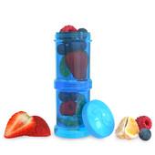 Набор контейнеров для еды 2 шт. Twistshake 78024 Швеция голубой 12124869