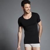 Бесшовная мужская футболка р.М климат тела от Livergy, Германия