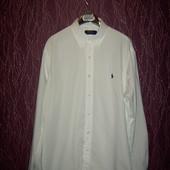 Белая рубашка Ralph Lauran разм.L